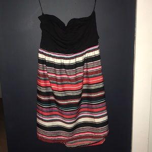 Strapless XS roxy dress